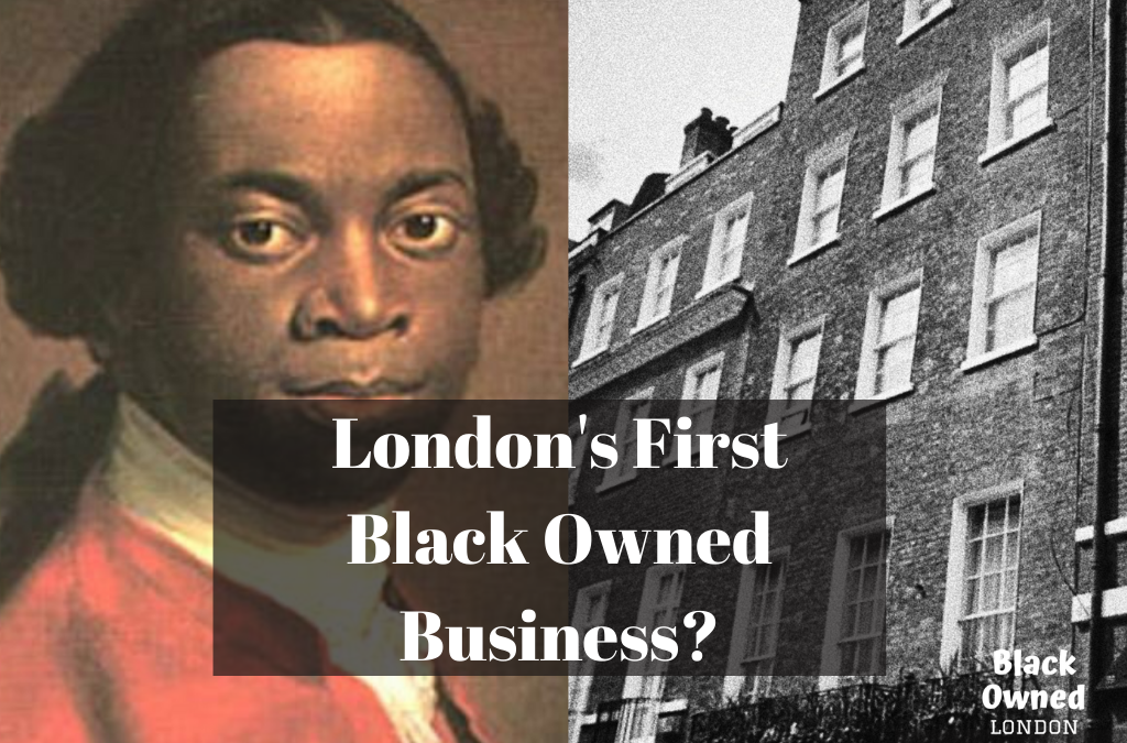 First BlackOwned Shop in London?