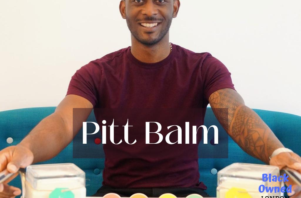 Pitt Balm